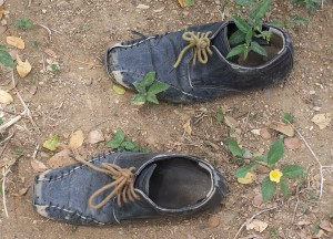 Honduran shoes