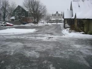 FBC driveway